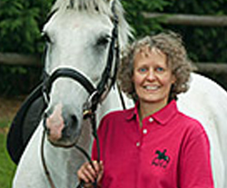 "Mary Wanless, Founder of ""Ride with your mind""."