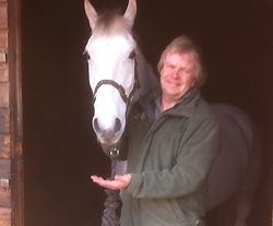 Neill Saunders, Equine and human body worker.