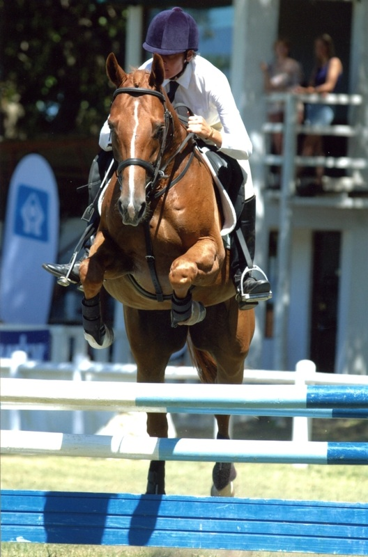 Jumping is a higher risk sport, shouldn't you make sure you are 100% fit and focused to protect your horse?