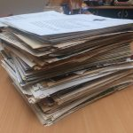 Notes - The bulk of my earthly belongings